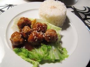 japansk köttbullar